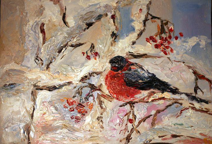Bullfinch - Kate Shukalova