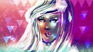 futuristic girl - Maria Elisabetta C.