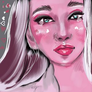 asian pink