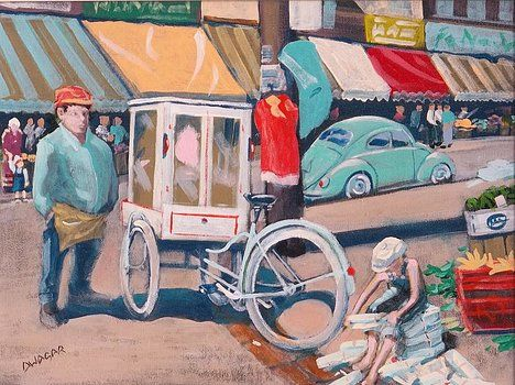 Kensington Market - artlegacy