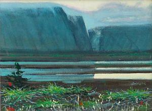 Brooke pond, Nfld