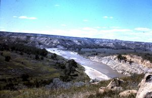 The Little Missouri River