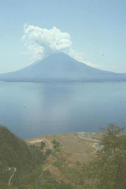 Volcano San Pedro - Manodak's