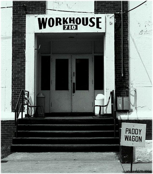 Workhouse, Nashville - Manodak's