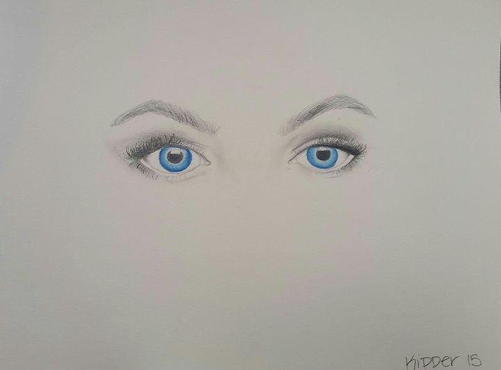 Baby Blues - Brittany Kipper Artwork