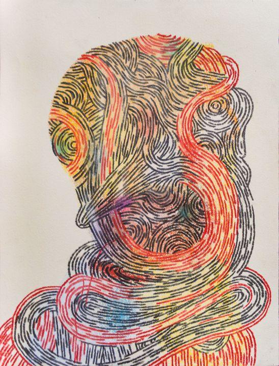 A kind of Vibration - Eric Boisseau Studio