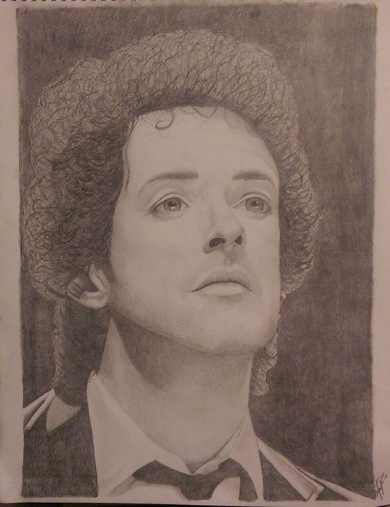 Gustavo Cerati - May RS Portraits