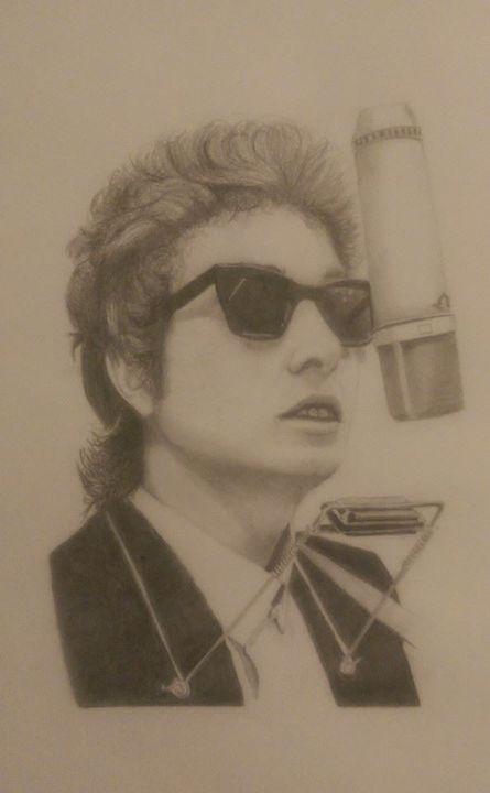 Bob Dylan - May RS Portraits