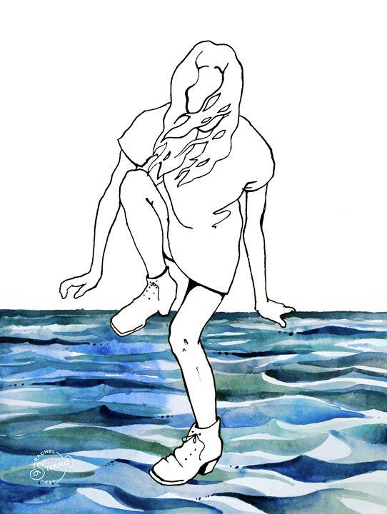 Part II | The (Sea)ries - Rachel Sierra Art