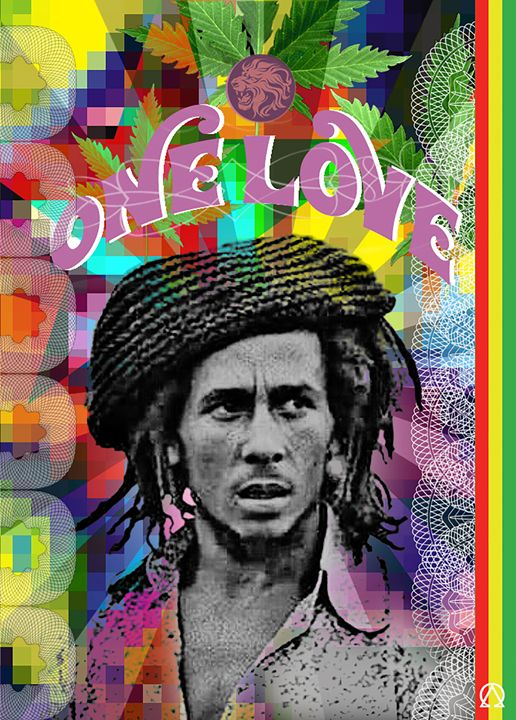 ONE LOVE - Anthony Colley