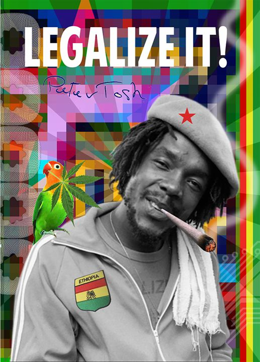LEGALIZE IT - Anthony Colley