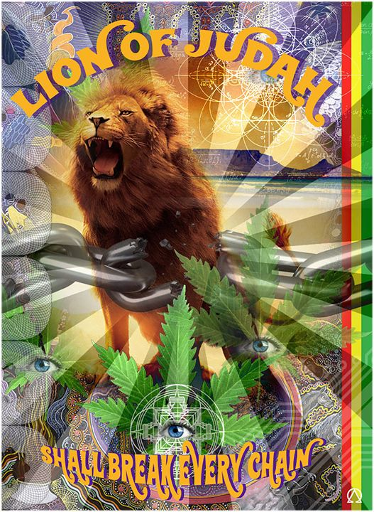 LION OF JUDAH - Anthony Colley