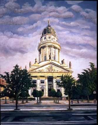 Französischer Dom (French Cathedral) - Heinz Sterzenbach