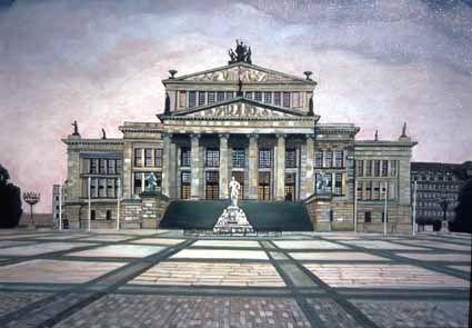 Schauspielhaus am Gendarmenmarkt (Th - Heinz Sterzenbach