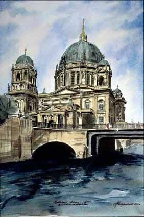 Berlin Cathedral - Heinz Sterzenbach