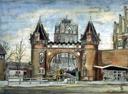 Borsig Gate, Tegel - Heinz Sterzenbach