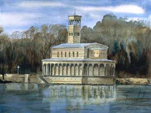 Saviour Church of Sakrow - Heinz Sterzenbach