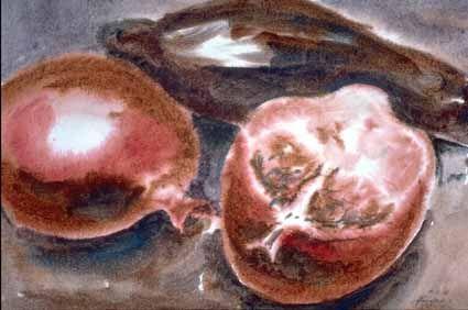 Pomegranates - Heinz Sterzenbach