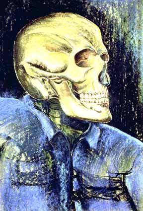 Grinning Death - Heinz Sterzenbach