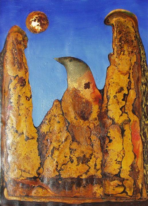 VU 178 Mountain Bird - Heinz Sterzenbach