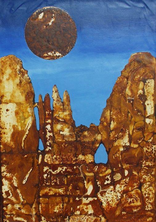 VU 180 Mountain Pinnacles - Heinz Sterzenbach