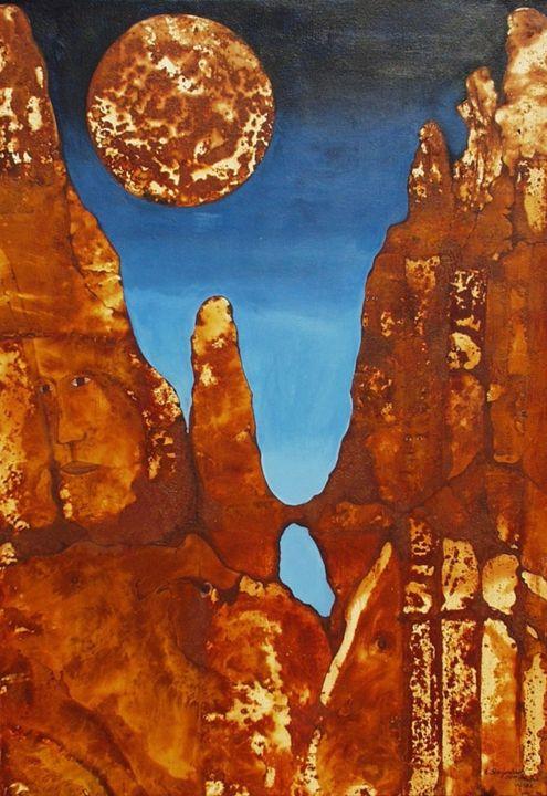 VU 182 Mountain Pinnacle - Heinz Sterzenbach