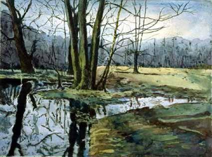 Little River Tegel - Heinz Sterzenbach