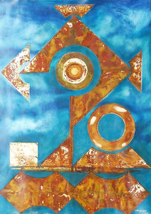 VU 124 Composition 13 - Heinz Sterzenbach
