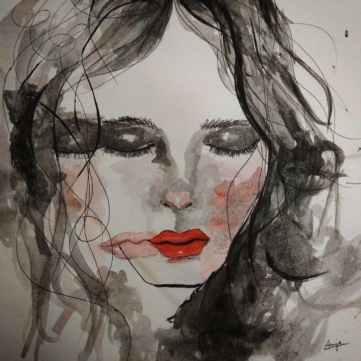 Faces - Anuja Hardaha