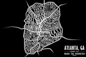 Atlanta Neighborhoods - Megan's Art
