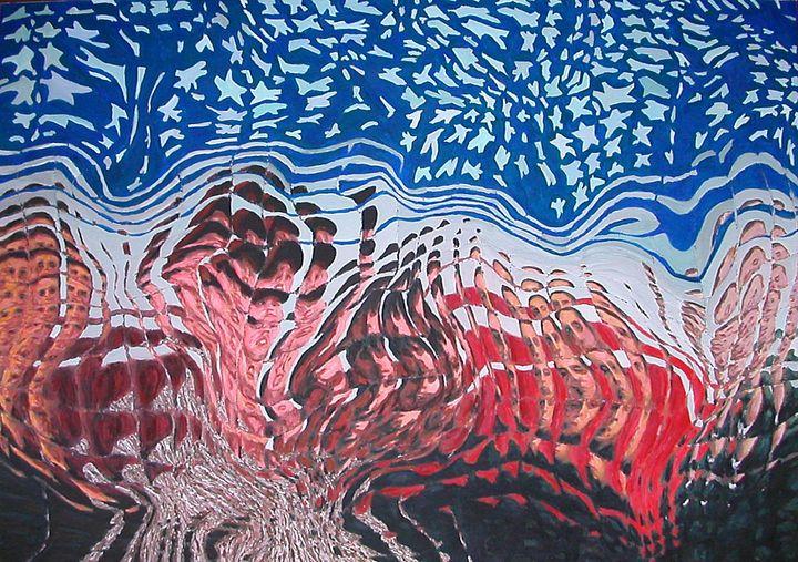 American dream - Paolo Avanzi art gallery