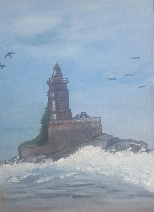 Lighthouse in the Sea - Kaz