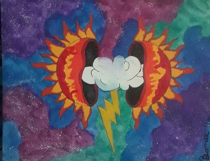 Sun Storm - Kaz