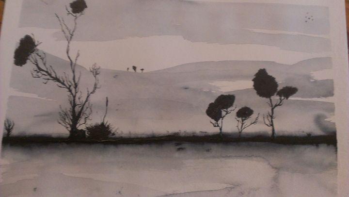 Grasstree - Brooke nundle