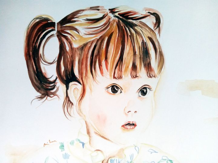 Curious child - Ehsaas
