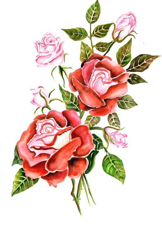 Roses - Ehsaas