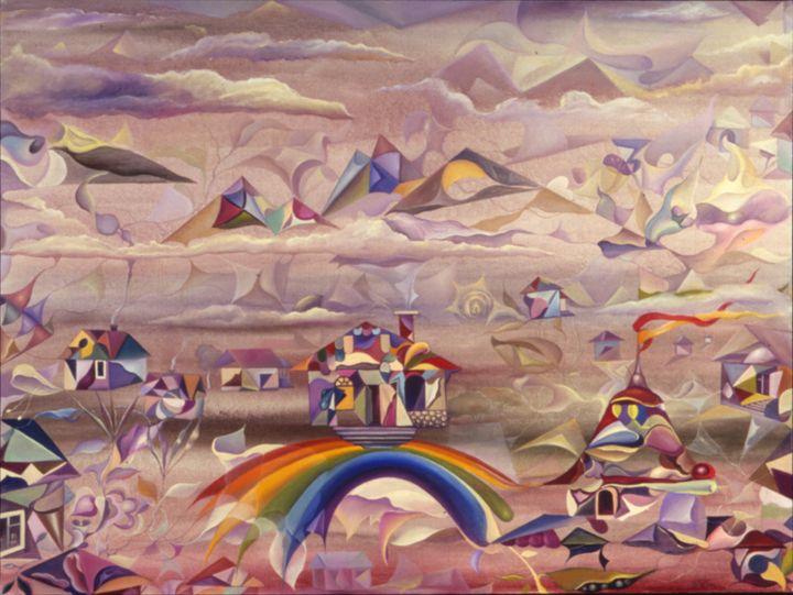 Over the Rainbow - Tatiyana Kraevskaya