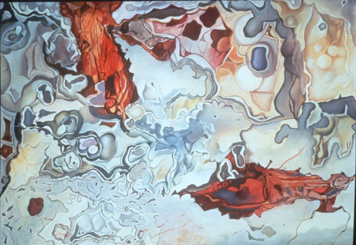 Abstraction #4 - Tatiyana Kraevskaya