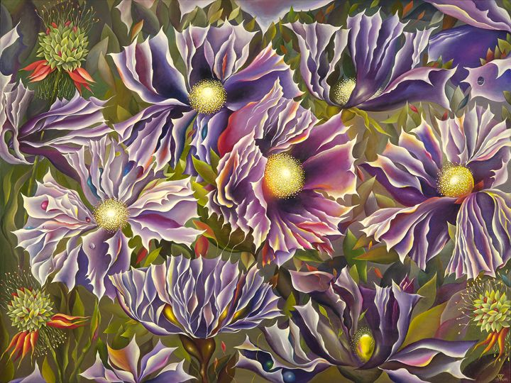 Lilac - Tatiyana Kraevskaya