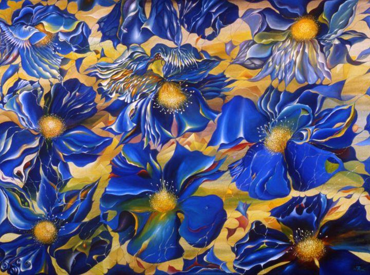Blue Waltz - Tatiyana Kraevskaya