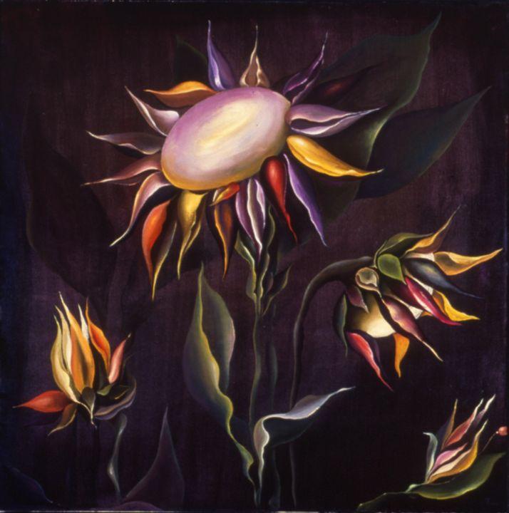 Sunflowers - Tatiyana Kraevskaya