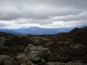 Beyond the beyond, northern Tasmania