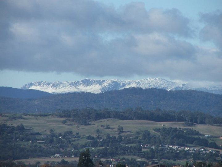 Mt Barrow, Tasmania. - Kevinfrancisbell