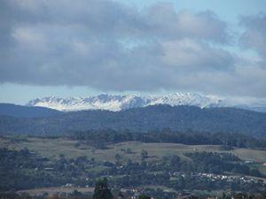 Mt Barrow, Tasmania.