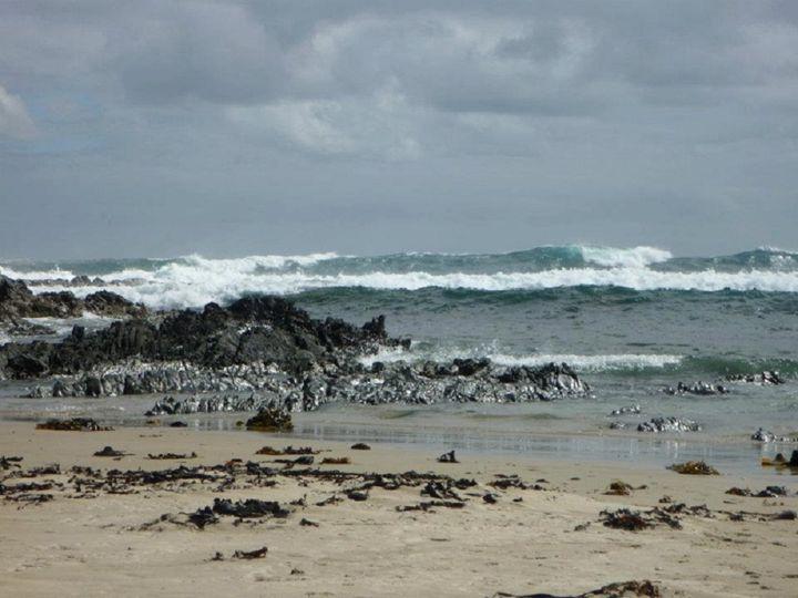Angry seas. - Kevinfrancisbell