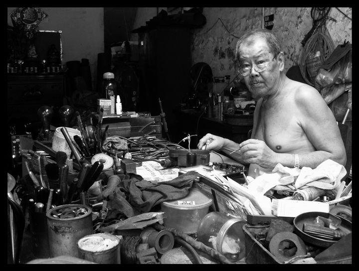 Mr Ang's Workshop - MohTaShim