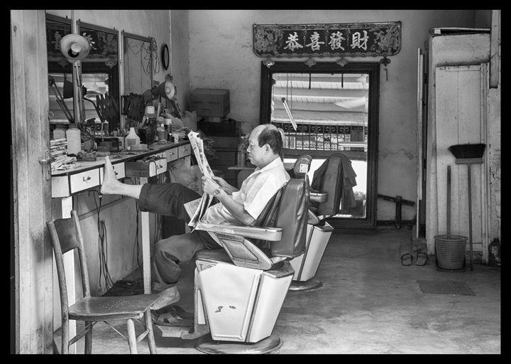 The Barber of Melaka - MohTaShim