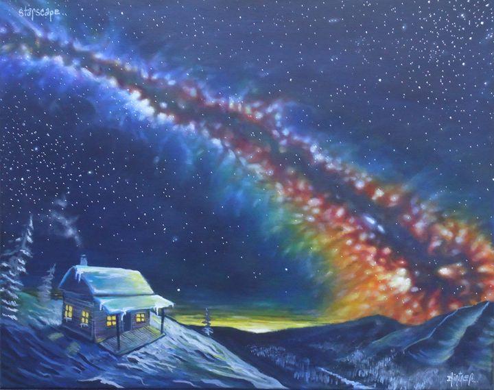 Starscape - Art by Kintner