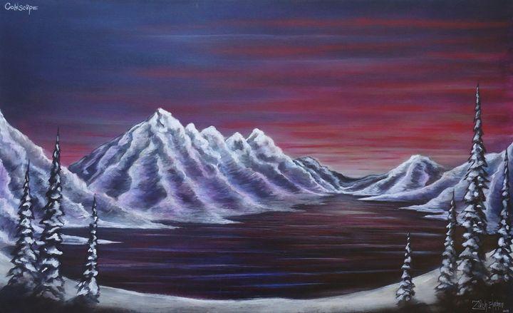 Coldscape - Art by Kintner