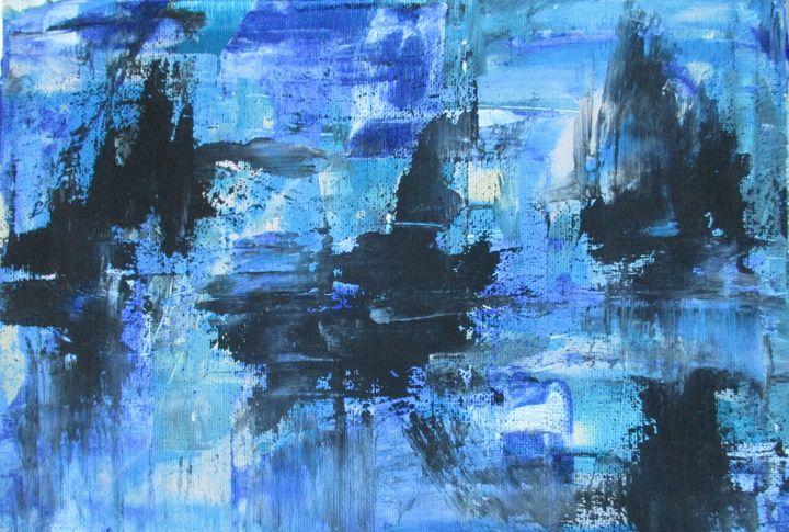 Water Reflection - Jennifer s Work